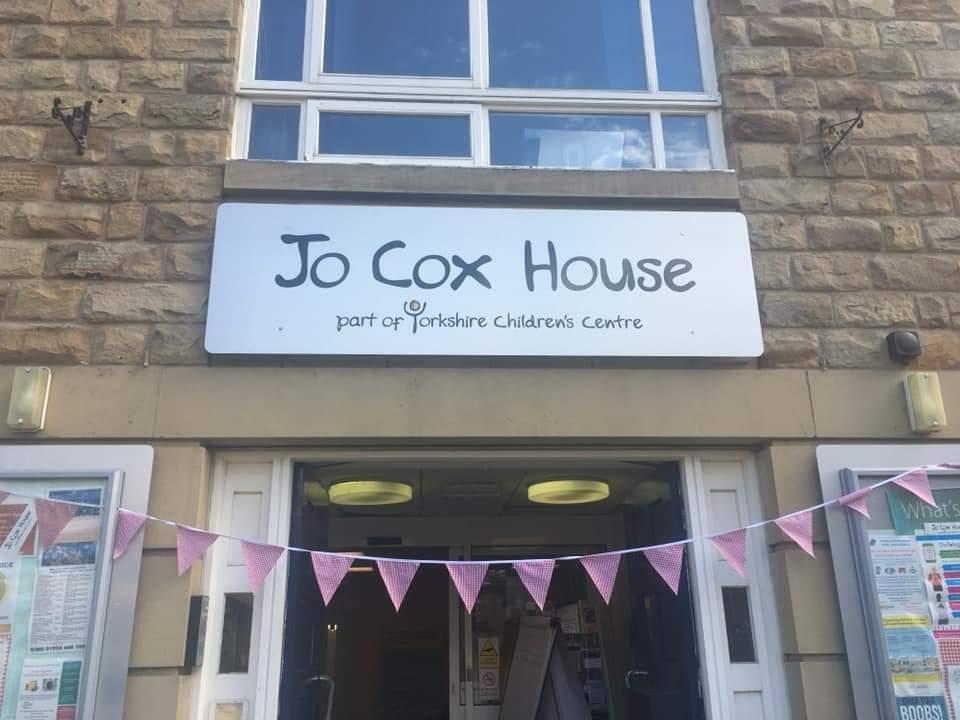 Jo Cox House Batley